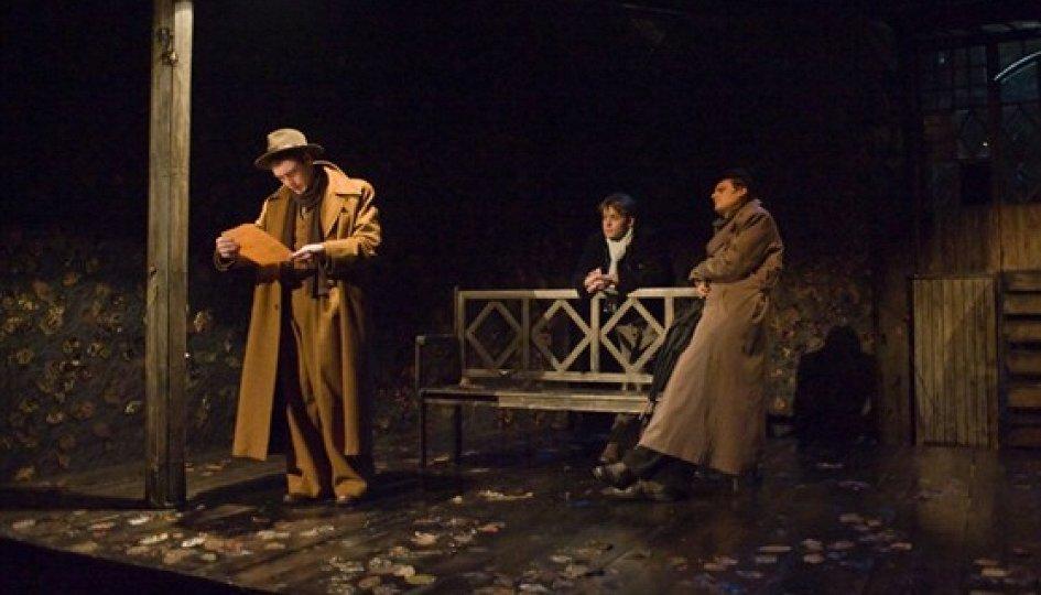 Театр: Мур, сын Цветаевой