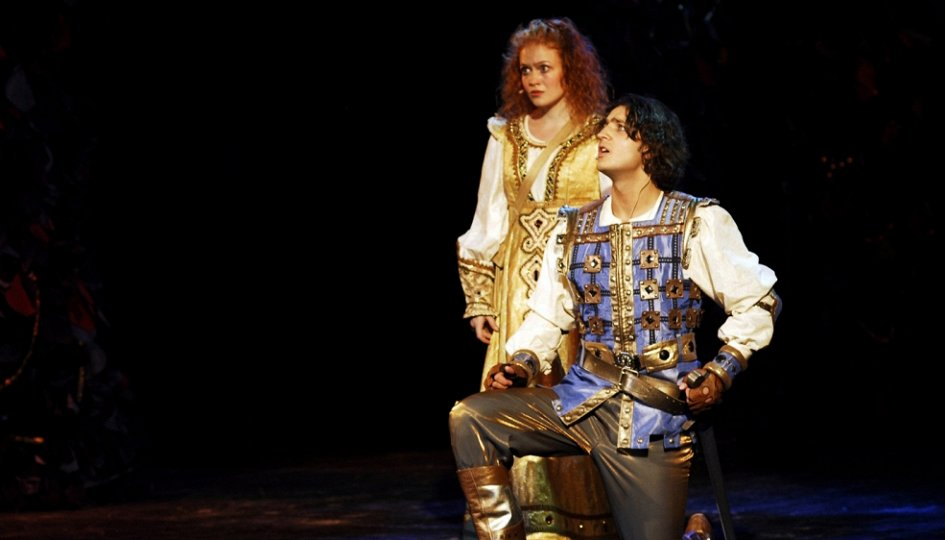 Театр: Принц Каспиан, Москва