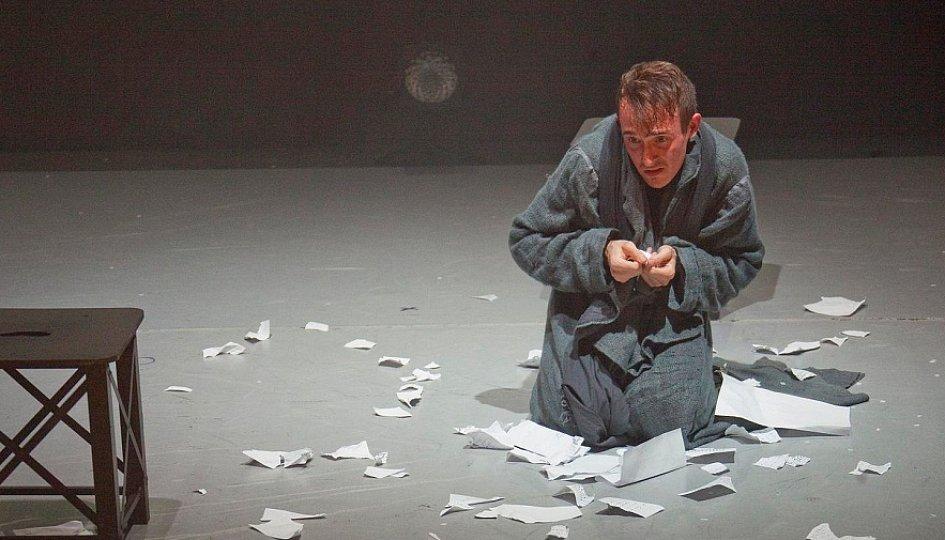 Театр: Шинель, Пермь