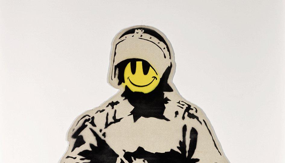 Выставки: Banksy