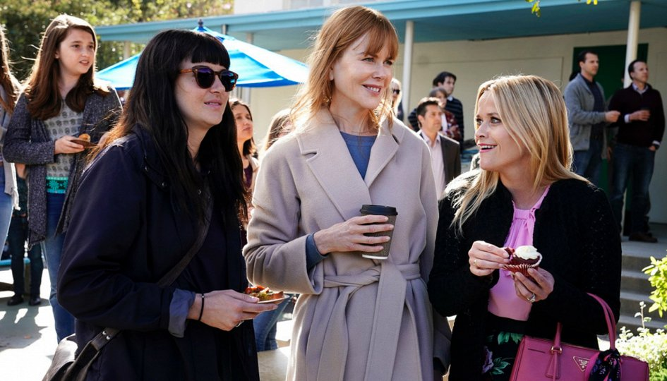 Кино: «Большая маленькая ложь. Финал 2 сезона»