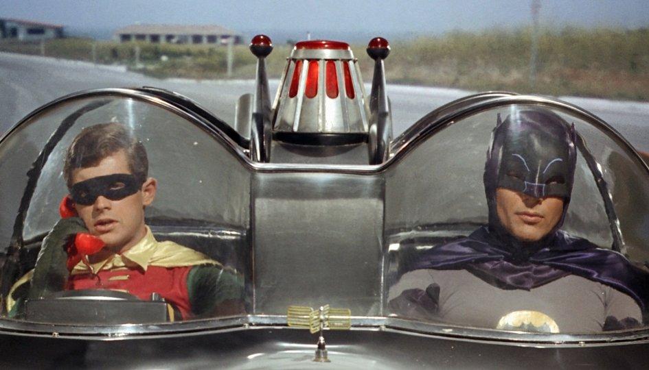 Кино: «Бэтмен»