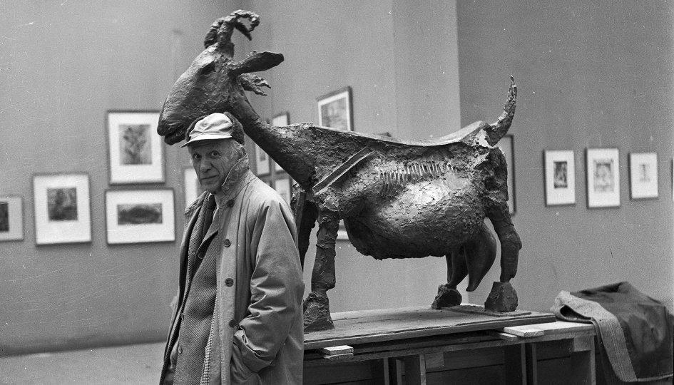 Выставки: Мишель Сима. Гении в мастерских. Закулисье парижской арт-сцены
