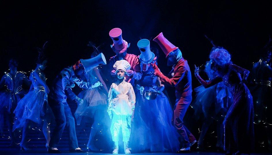 Театр: Карлик Нос, Пермь
