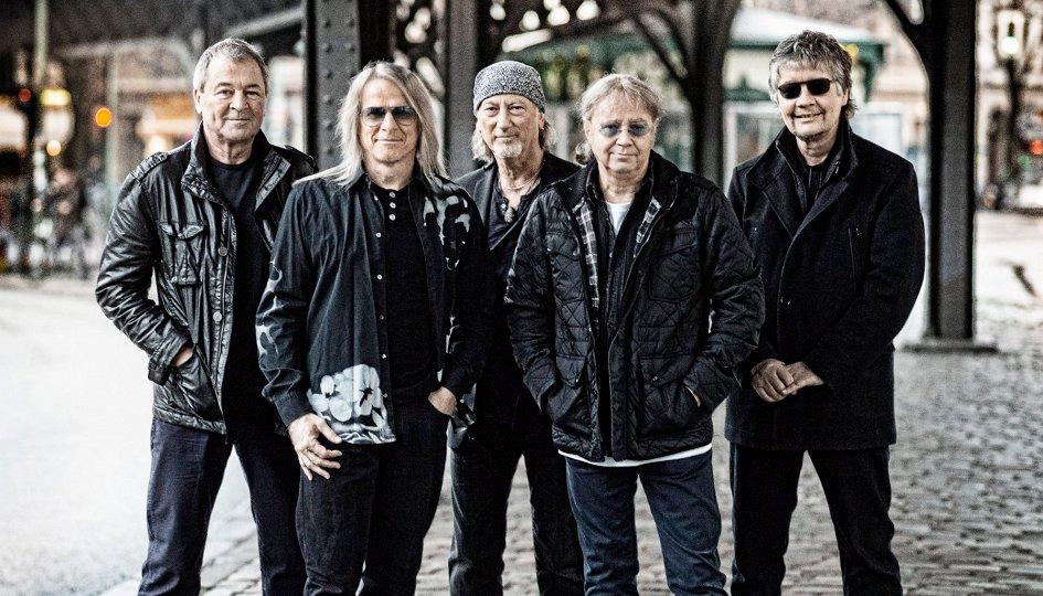 Концерты: Deep Purple