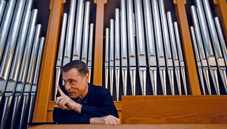 Концерты: Михаил Павалий (орган)