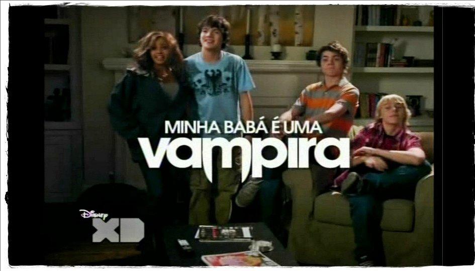 Кино: «Моя няня — вампир»