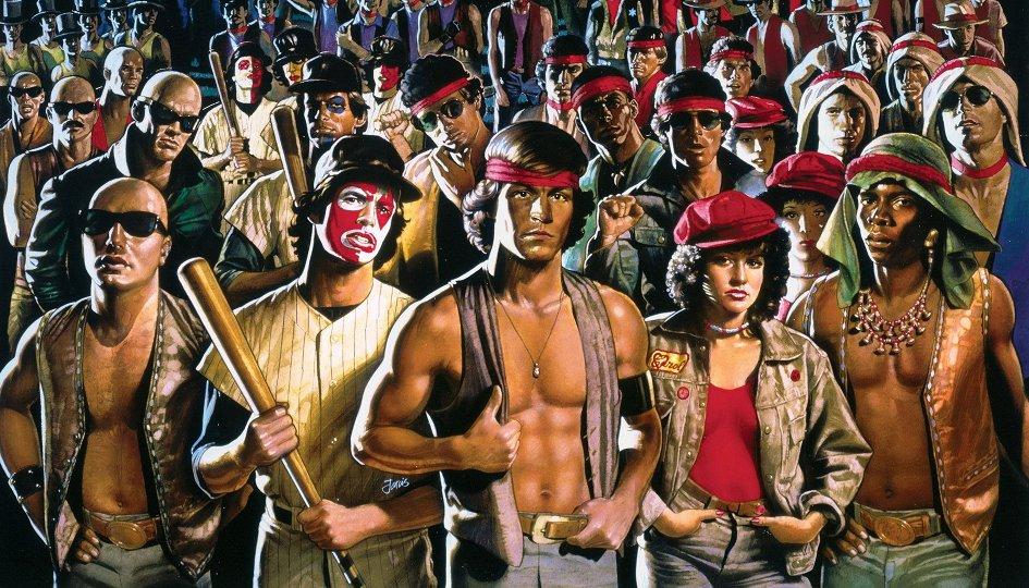 Кино: «Воины»