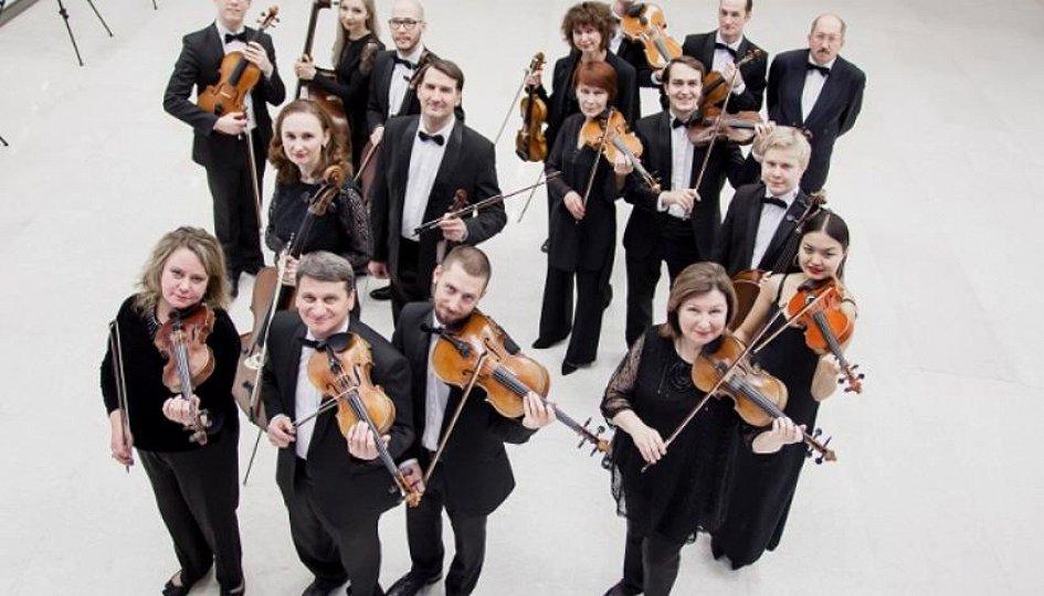 Концерты: «В царстве струнных инструментов»: «Новосибирская камерата»