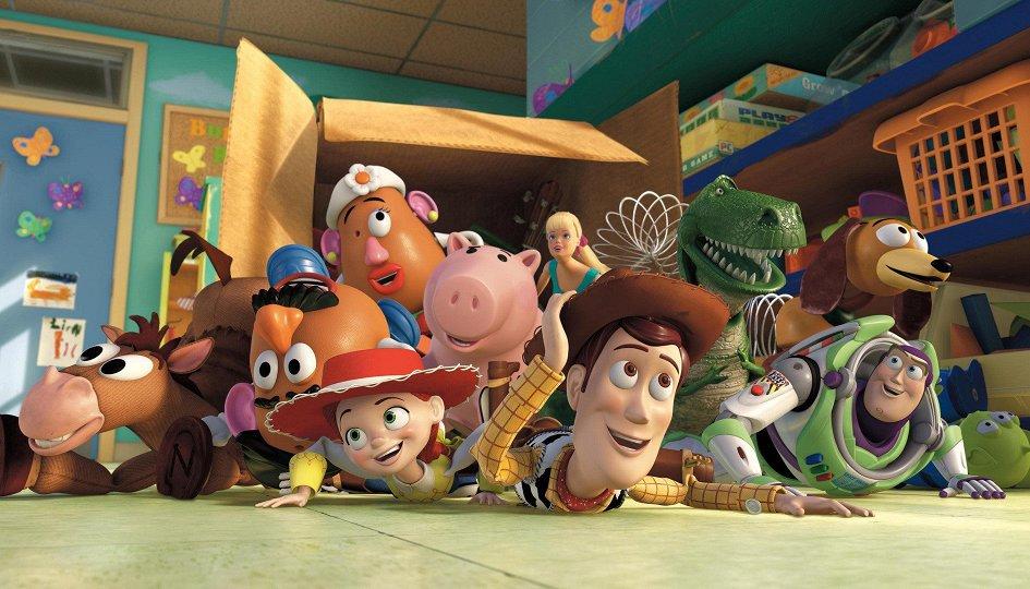 Кино: «История игрушек: Большой побег»