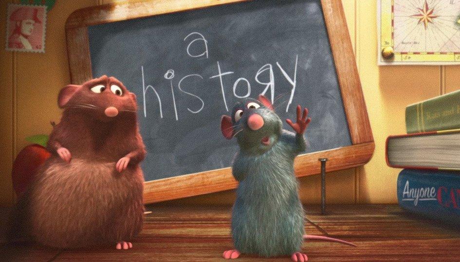 Кино: «Твой друг крыса»