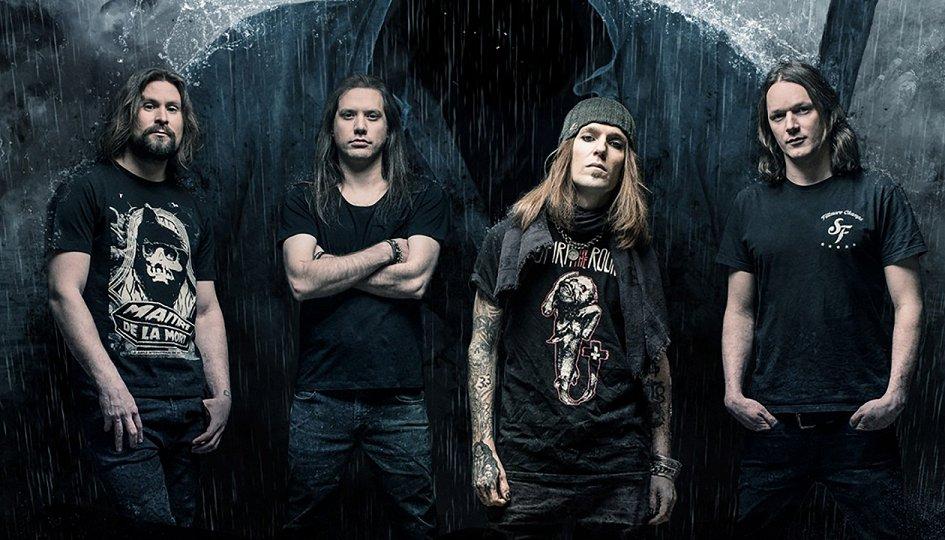 Концерты: Children of Bodom