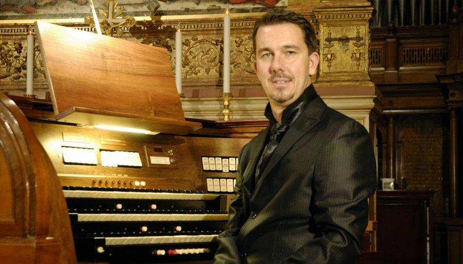 Концерты: «Орган. Мировые шедевры от венецианского мастера»: Сильвио Челегин