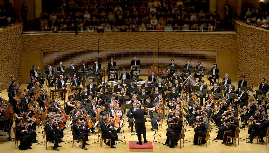 Концерты: Симфонический оркестр Мариинского театра. Дирижер Густаво Химено