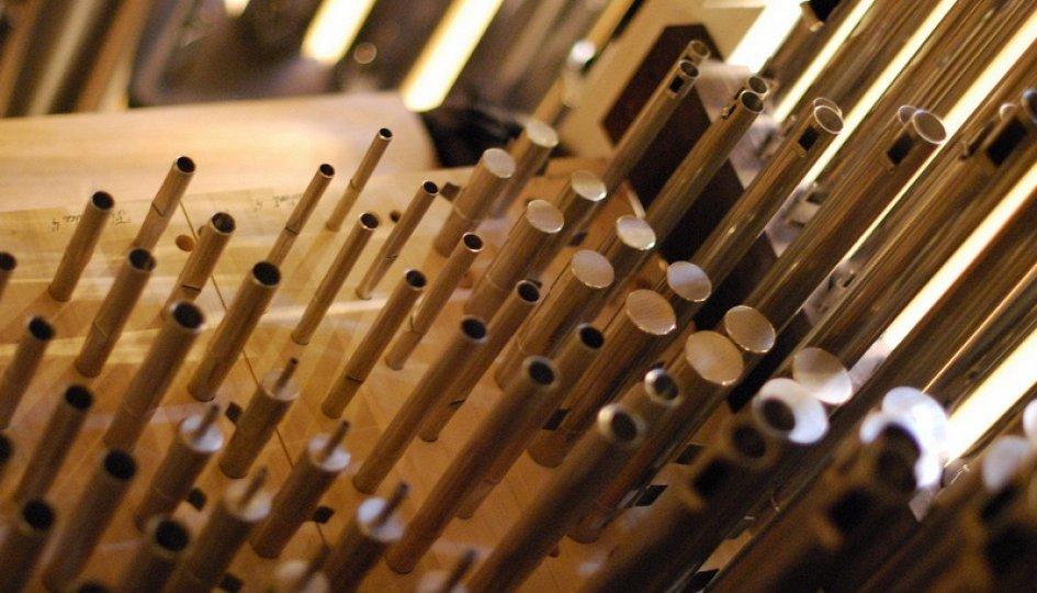 Концерты: «Открытие органного сезона»: Брис Монтанью
