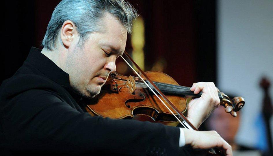 Концерты: «До новых встреч!»: Вадим Репин