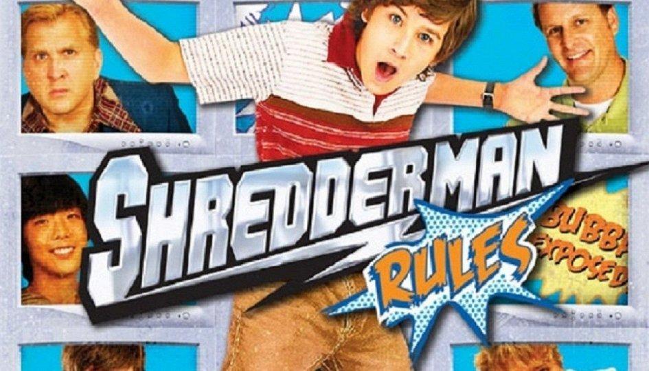 Кино: «Правила Шредермана»