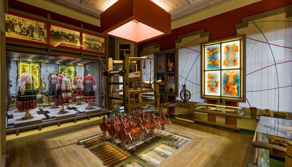 Выставки: Экспозиция Тульского краеведческого музея
