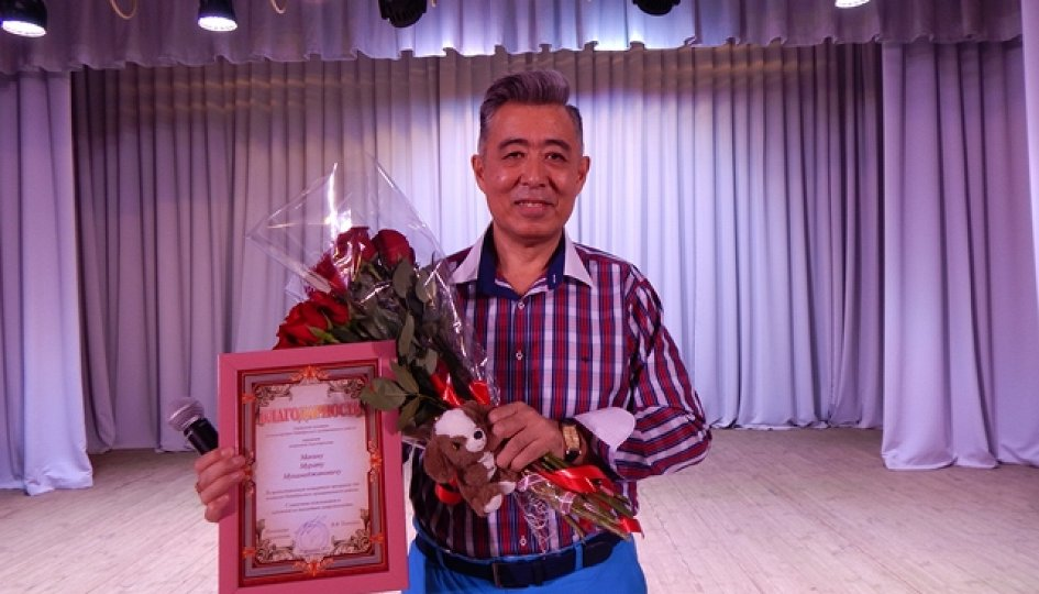 Концерты: «За околицей гармонь поет»: Мурат Макин