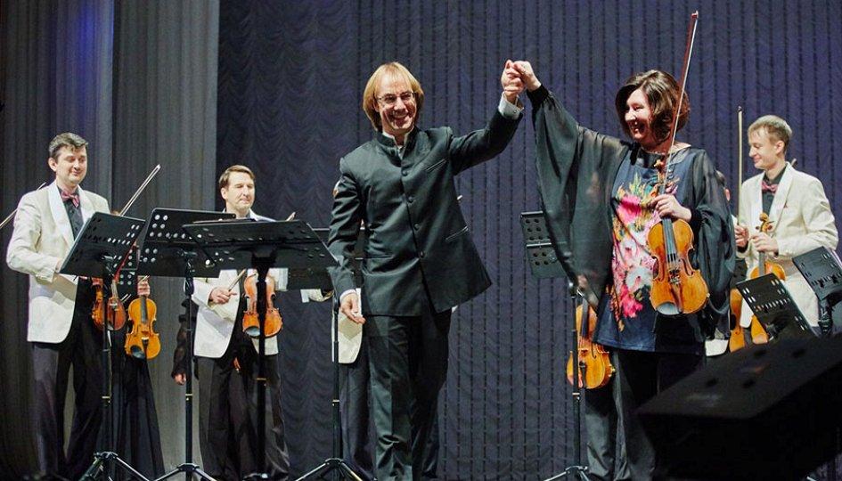 Концерты: «Богемская рапсодия»: «Новосибирская камерата»