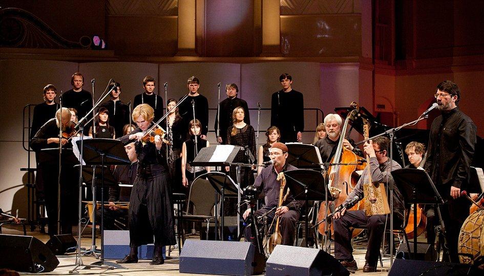 Концерты: Ансамбль солистов «Академия старинной музыки»