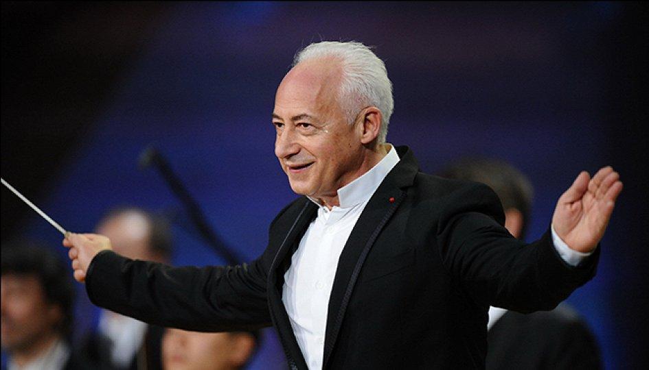 Концерты: «Владимир Спиваков приглашает»: Национальный филармонический оркестр России
