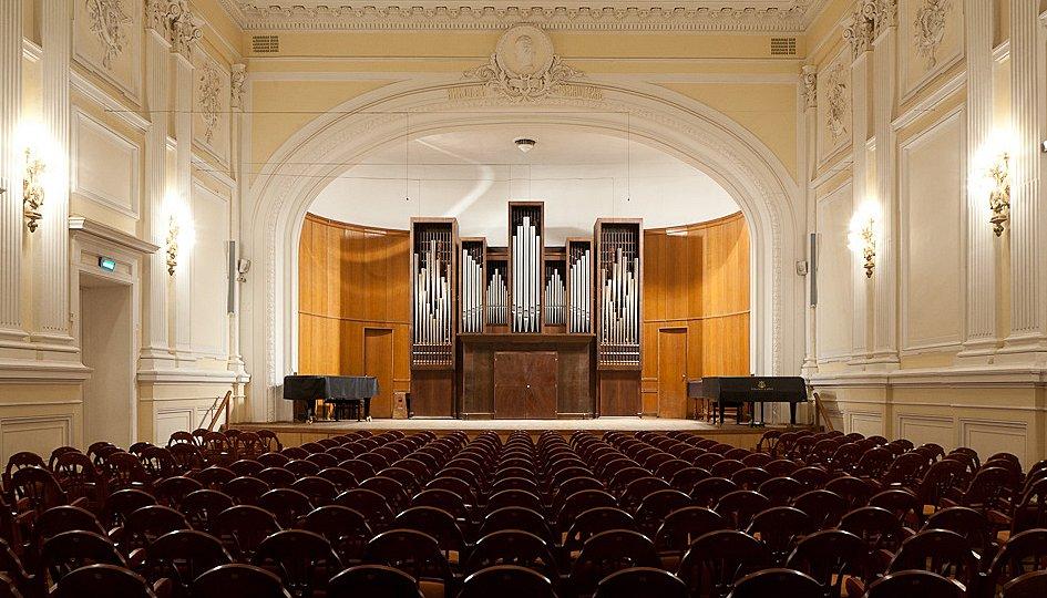 Концерты: Кафедра медных духовых инструментов