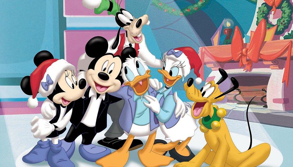 Кино: «Волшебное Рождество у Микки»