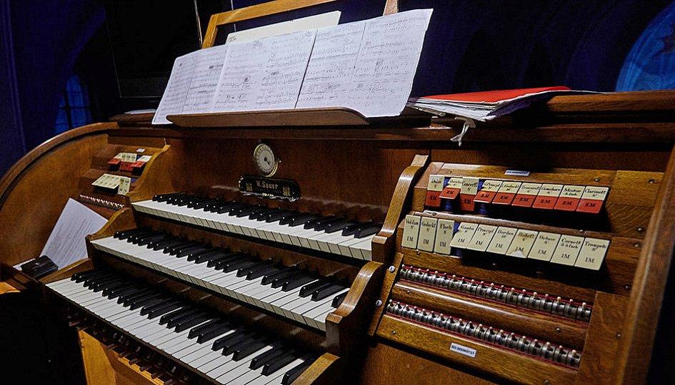 Концерты: Международный органный фестиваль «Organ Art»: Давид Тимм (орган, Германия)