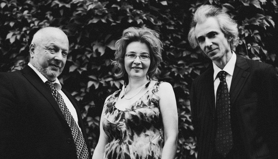 Концерты: «Бетховен камерный»: Трио имени Рахманинова