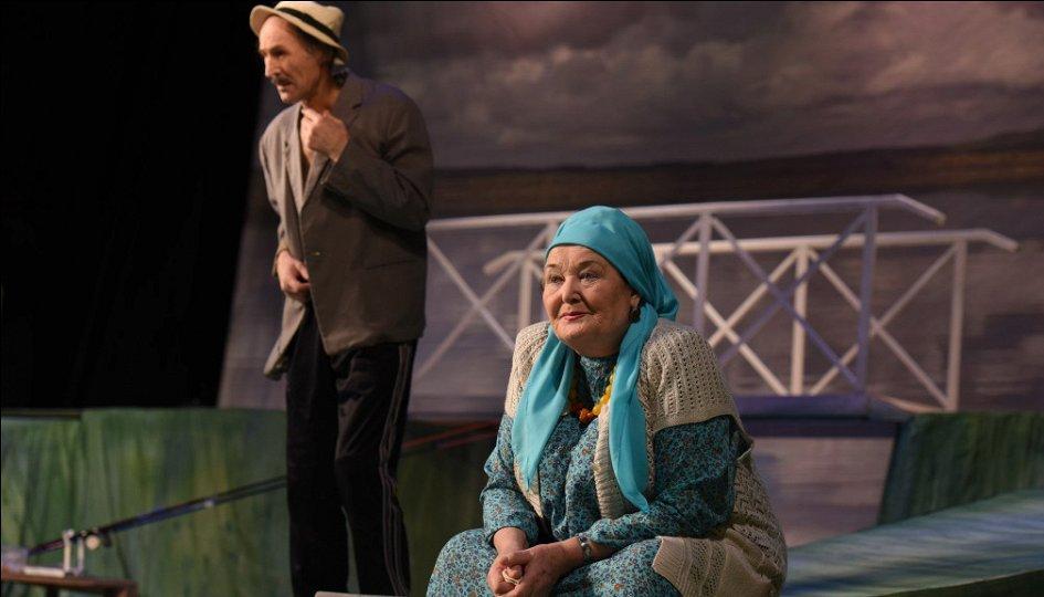Театр: Соловушка с шелковым пояском, Казань