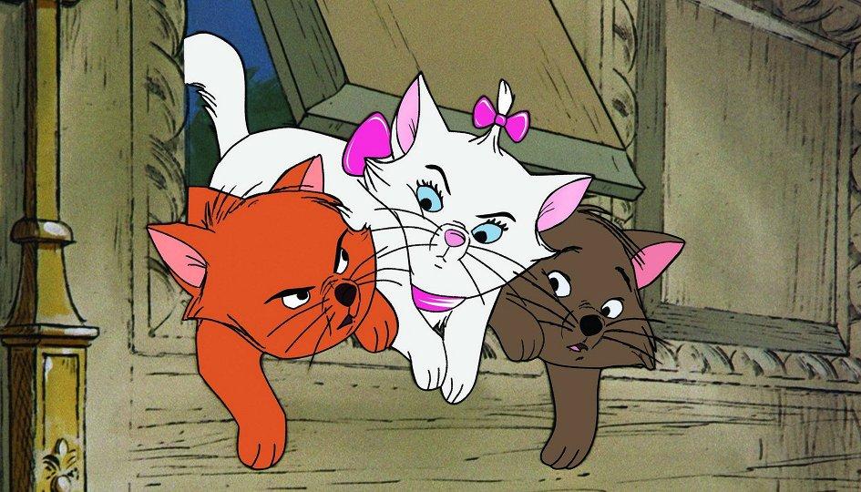 Кино: «Коты-аристократы»