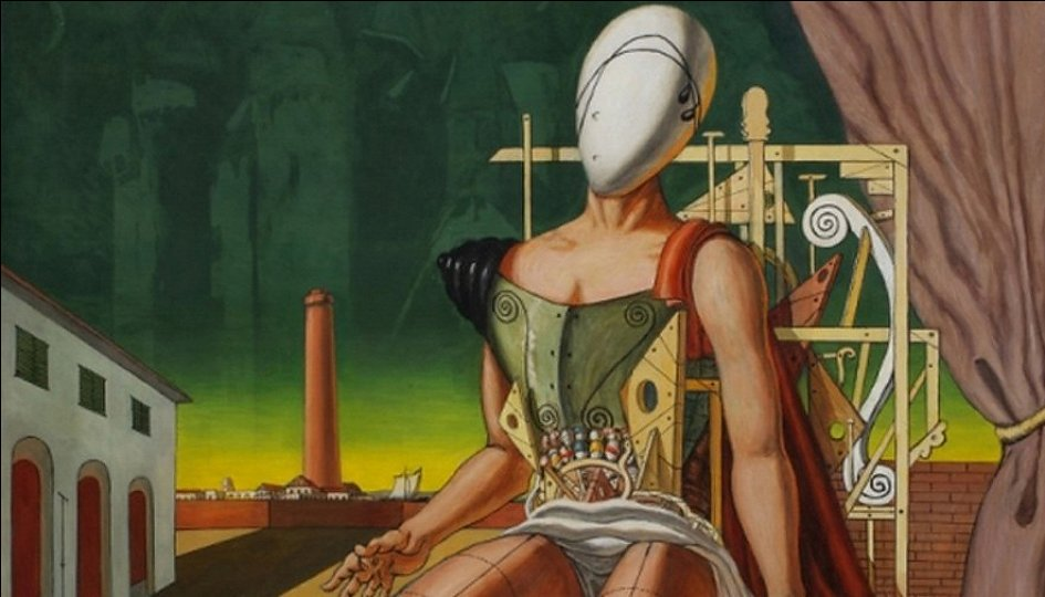 Выставки: Джорджо де Кирико. Метафизические прозрения