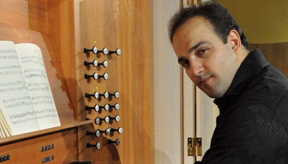Концерты: «Бах для начинающих»: Тарас Багинец