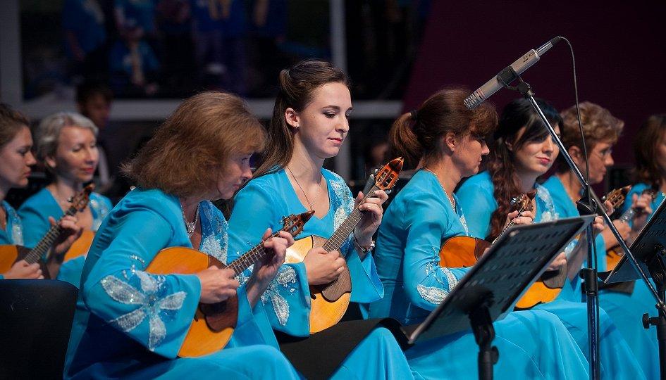 Концерты: «Малахитовая шкатулка»: Уральский государственный русский оркестр