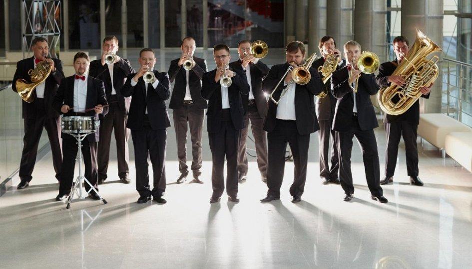 Концерты: «Чудеса под Новый год»: «Сибирский брасс»