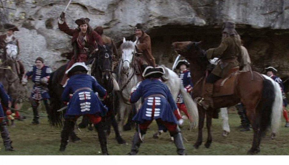 Кино: «Картуш, благородный разбойник»