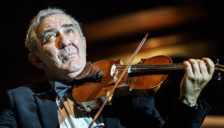 Концерты: Михаил Казиник