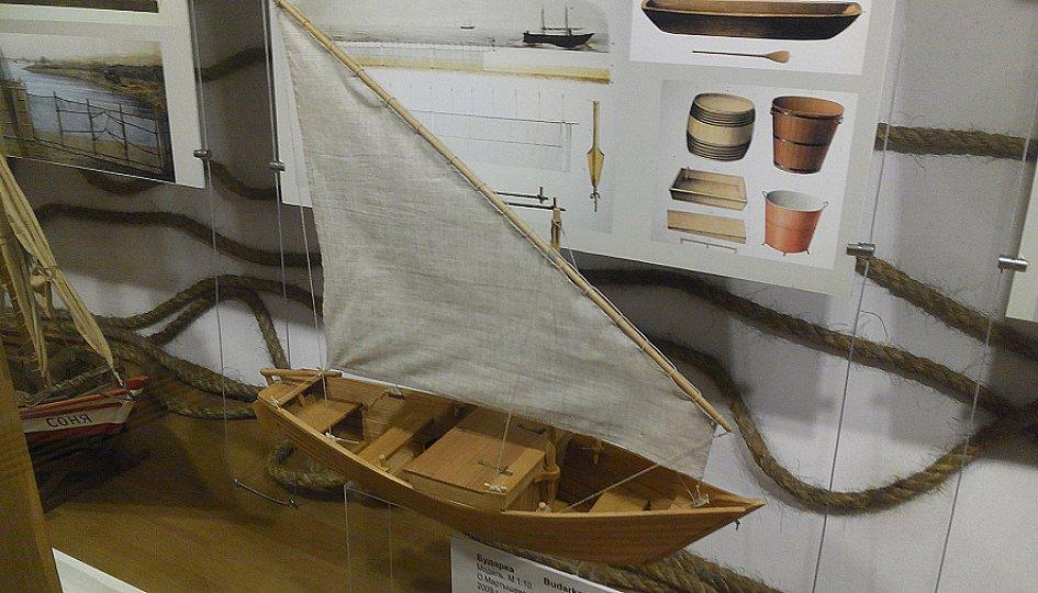 Выставки: Модели судов