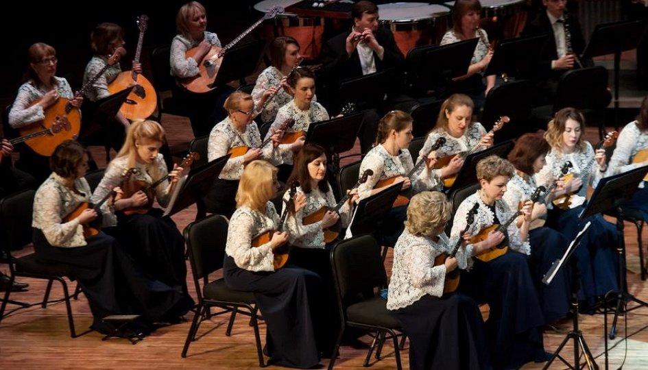 Концерты: «Оркестр и его солисты»: Русский академический оркестр