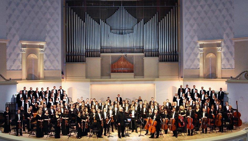 Концерты: «Хиты русской хоровой классики»: Государственная академическая симфоническая капелла России