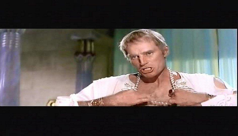 Кино: «Антоний и Клеопатра»