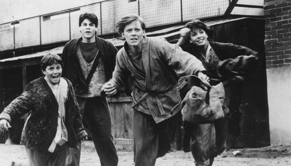 Кино: «Спасатели»