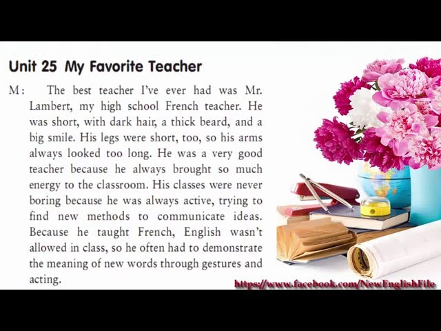 Short paragraph on respect the teachers - 5586172