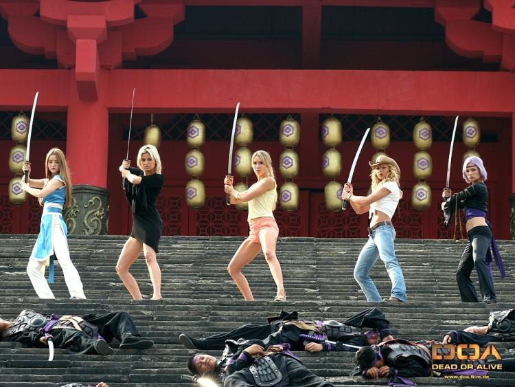 DOA: Dead or Alive – Mort sau viu (2006) Film Online