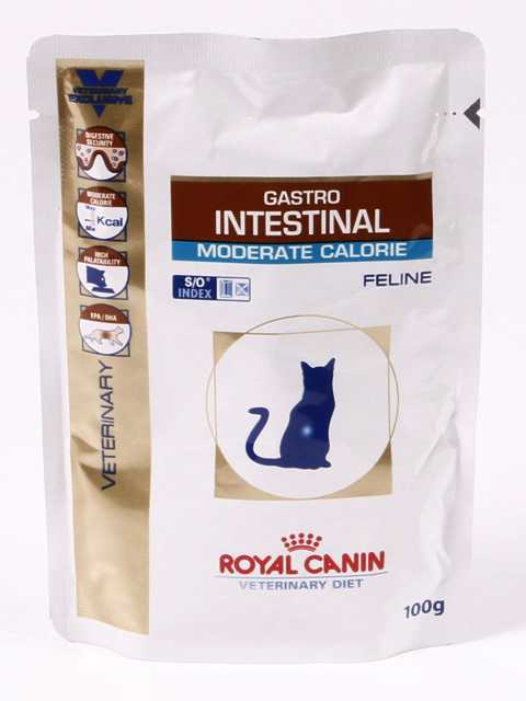 Корм royal canin moderate calorie для кошек
