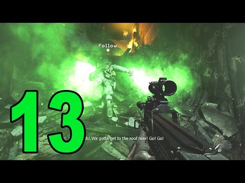 Call Of Duty World At War Wii Level 14 Part 2