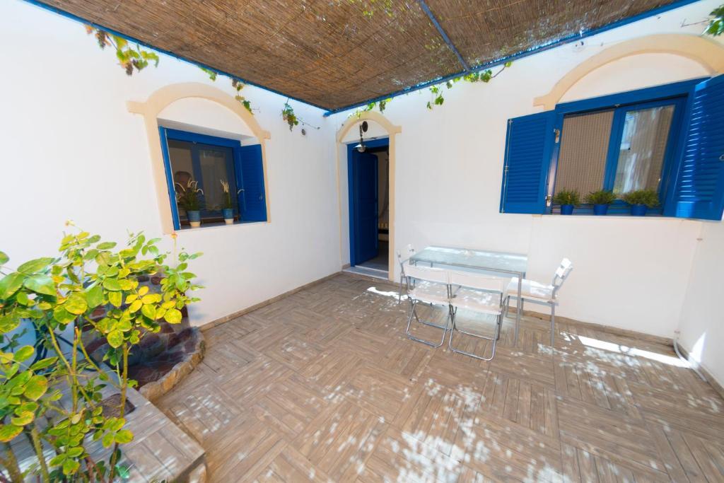 Апартаменты остров Тилос недорого