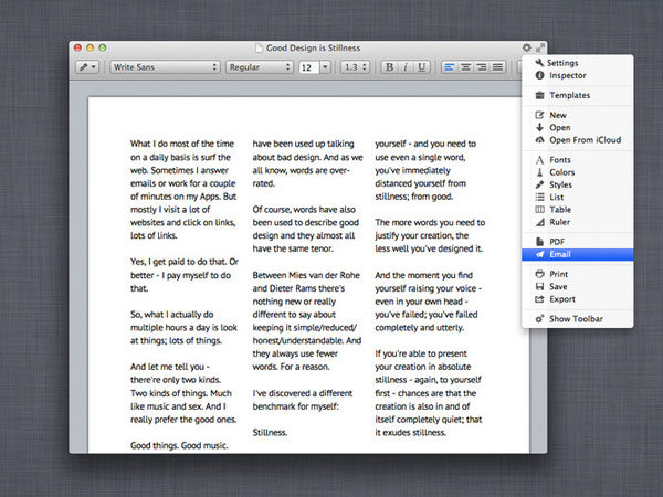 Editor Software - Professional Plain English