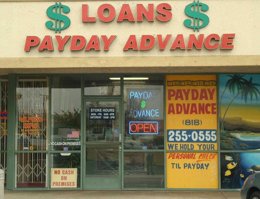 Hollywood payday loans